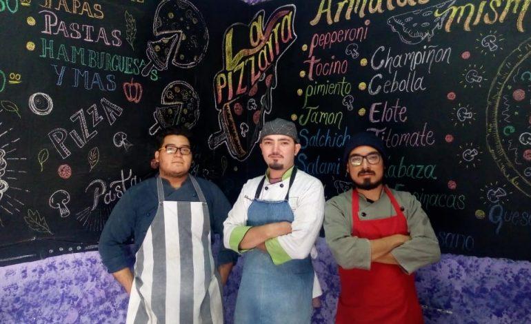 La Pizzarra: sabor italiano en el centro de Aguascalientes