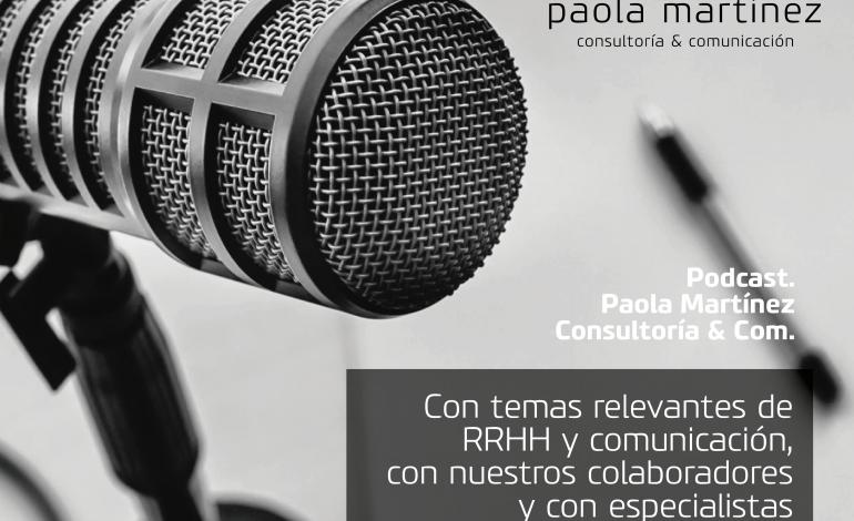 Podcast Paola Martínez con Jaz Espino